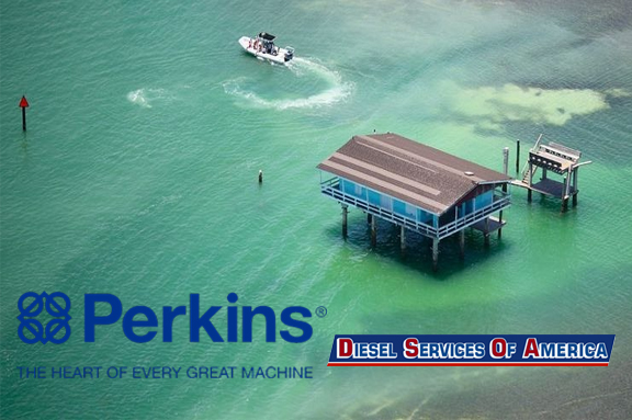 Perkins Marine Engines for Your Vessel | Diesel Services of