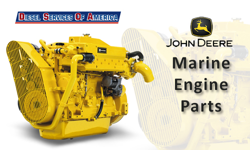 John Deere Marine Engine Parts