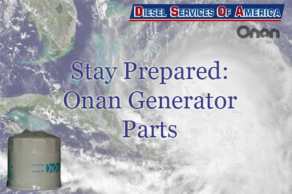 Onan Generator Parts