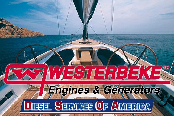 Westerbeke Marine Diesel Engines