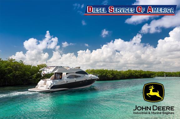 John Deere Boat : John deere marine archives diesel services of america