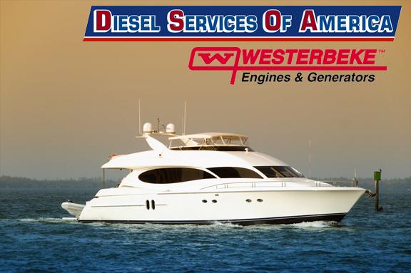 Westerbeke Marine Diesel