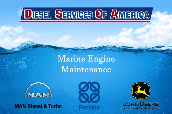Marine Engine Maintenance