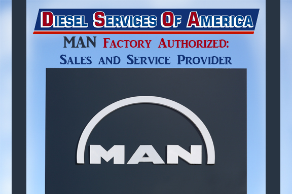 Man Marine Diesel Parts