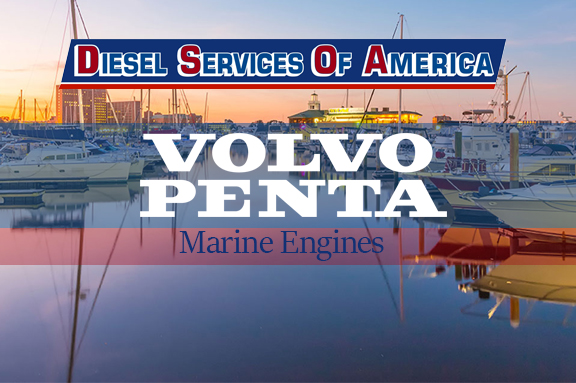 Volvo Marine Engines