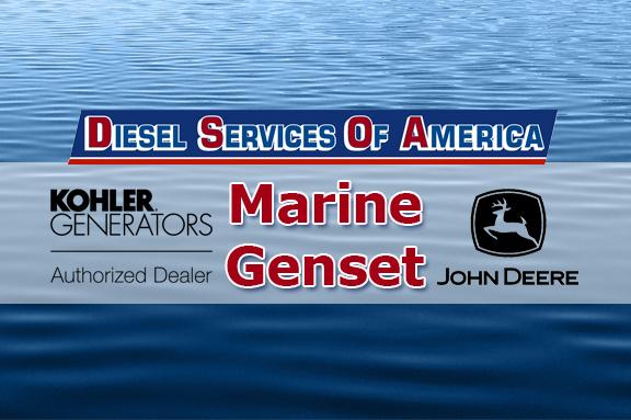 Marine Genset