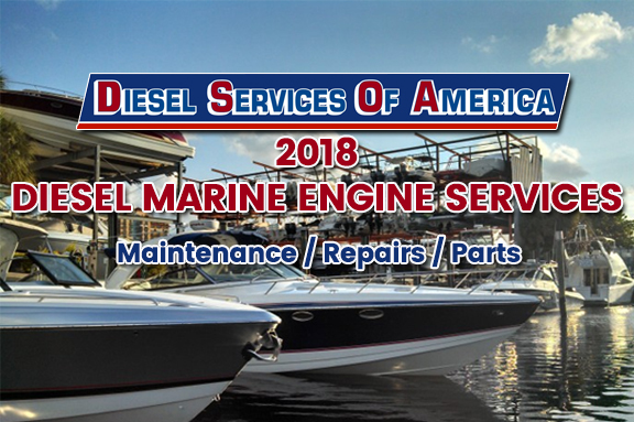 Marine Engine Services 2018
