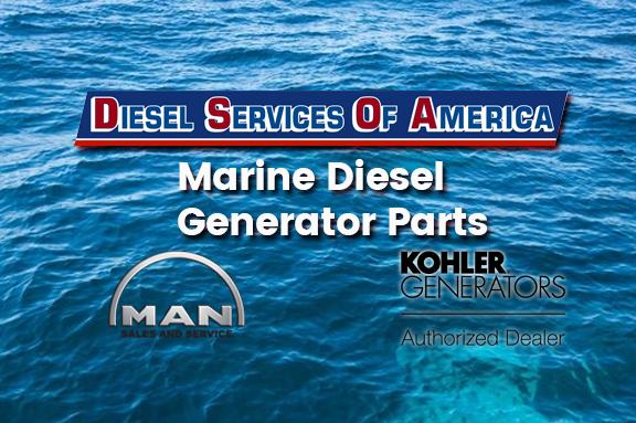 Marine Diesel Generator Parts