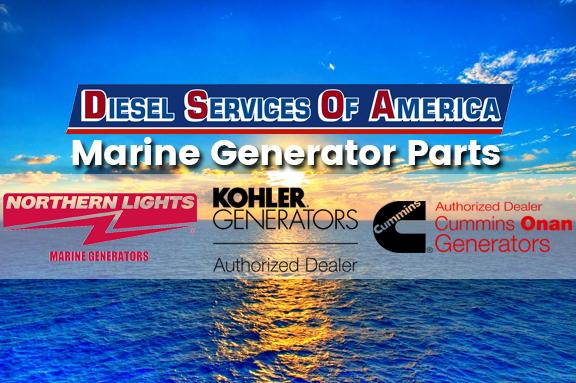 Marine Generator Parts