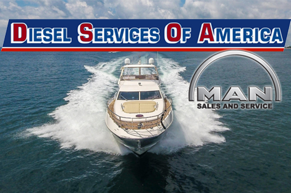 MAN Engine Service Fort Lauderdale