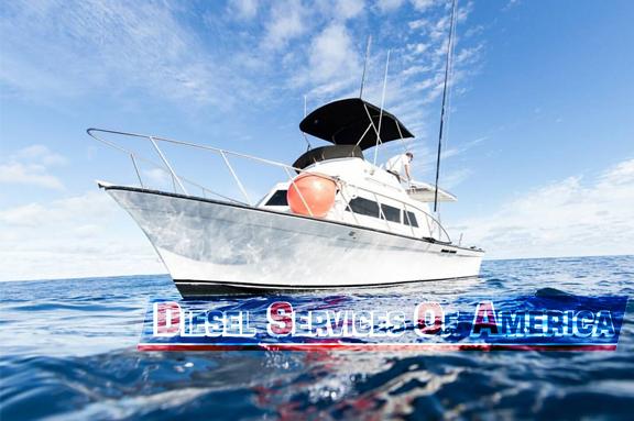 Marine Diesel Engine Repair