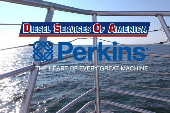 Perkins Marine Generator