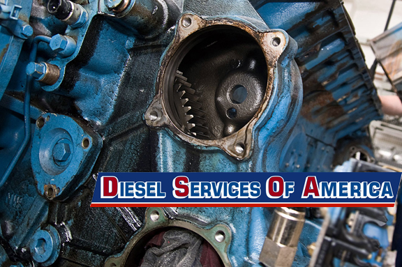 Marine Diesel Engine Maintenance Service