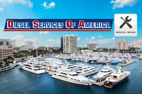 Diesel Engine Repair Services South Florida