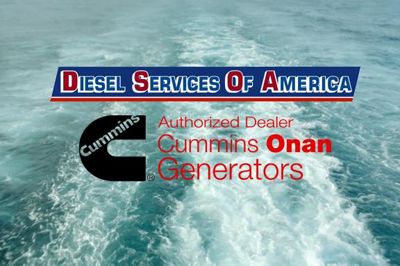 Onan Marine Generator Service
