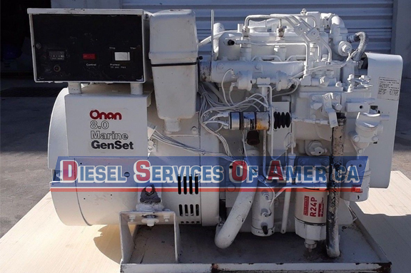 Onan Generator Parts Archives | Diesel Services of America