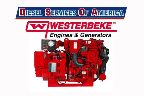 Westerbeke Diesel Generator Service