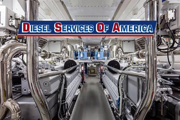 Diesel Marine Engine Maintenance