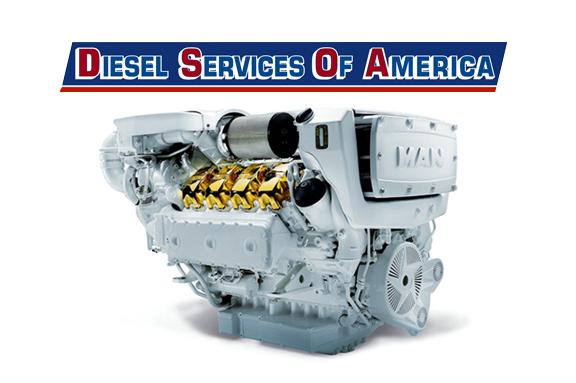 MAN Diesel Generator Service