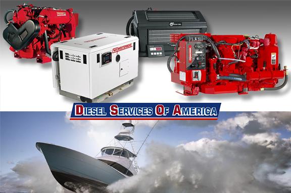 Diesel Engine Generator Maintenance Service