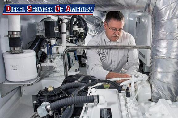 John Deere Marine Engine Service